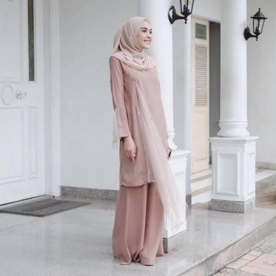 """نتيجة بحث الصور عن warna baju nude pink"""""""
