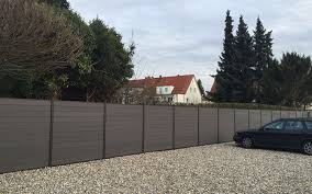 Composite Privacy Fence Panels Wpc Privacy Fencing Techwoodn