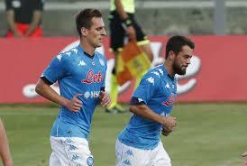 Calciomercato Napoli, CorSera - Roma su Milik più Mandzukic se parte Dzeko:  le cifre - calcionapoli24.it mobile