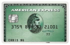 american express clic green card