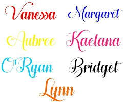 Personalized Vinyl Name Decal Sticker For Sale Online Ebay