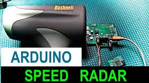 arduino radar sd gun tutorial part