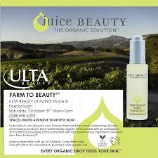 ulta beauty farm to beauty event