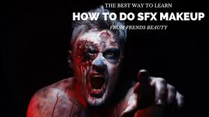 learn how to do special effects makeup
