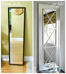 diy projects to make mirrors
