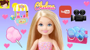 Historias Con Muneca Barbie Hermana Chelsea Los Juguetes De Titi