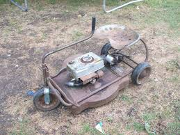 sears craftsman 3 wheel riding mower