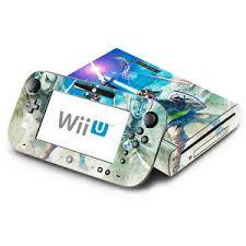 Skin Decal Cover For Nintendo Wii U Console Gamepad Zelda Skyward Sword Ebay