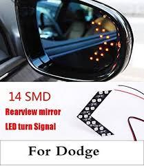 side mirror indicator turn signal