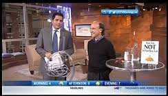 With Aamer Haleem on CTV News – You Are NOT What You Eat