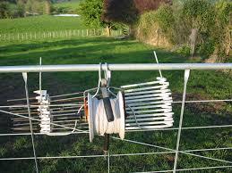 Piggystak Fence Standard Holders At Mystery Creek 2009
