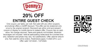 dennys and s