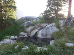 Wikiloc | Picture of Iva Bell Hot Springs (1/6)