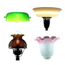 desk lamp glass shade replacement