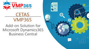 Add-on Solution for Microsoft Dynamics365 Business Central - ppt ...