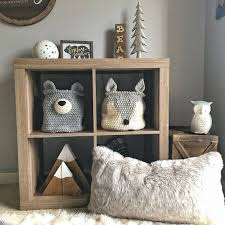 Other Items Can Be Found Here Small Minky Bear Rug Https Etsy Me 2tnia98 Matching Bear Basket Https Ets Fox Nursery Decor Camping Room Kid Room Decor