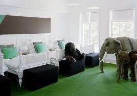 Grassy Green Carpet In Kids Room W Giant Animals Douglas Friedman Photo Kids Shared Bedroom Girls Bedroom Modern Kids Room Design