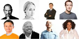 25 Self-made Billionaires and What They ...