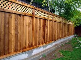 Top 60 Best Dog Fence Ideas Canine Barrier Designs Wood Fence Design Fence Design Backyard Fences