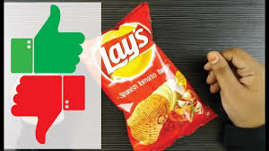 lays potato chips snacks review