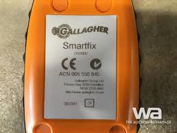 Gallagher S22 Portable Solar Fence Energizer Weaver Bros Auctions Ltd