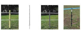 Electric Fence Posts And Insulators An Overview Litzclip