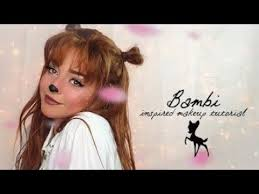 bambi inspired makeup tutorial you