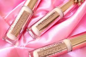 makeup revolution conceal define