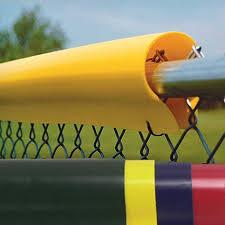 Amazon Com Saf Top Fence Guard Dark Green Baseball Pitching Machines Sports Outdoors