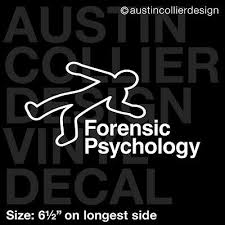 6 5 Forensic Psychologist Vinyl Decal Car Window Laptop Sticker Csi Science Auto Parts And Vehicles Car Truck Graphics Decals Soluzioneimmobiliare Net