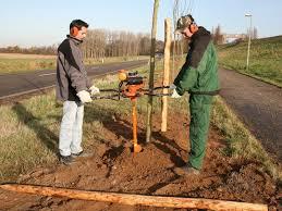 Earth Auger 2 Person Petrol To 300 Mm Depth Boels Rental Ltd