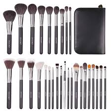 best affordable makeup brush set glam
