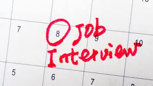 how to reschedule a job interview?