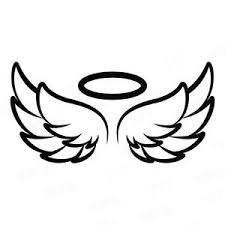 God Angel Collection Vinyl Decals Nbfu