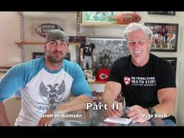 Hollywood's Badass Trainer Aaron Williamson (Part II): Dwayne Johnson,  Arnold, Sly Talks Business - YouTube