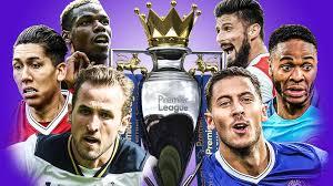 english premier league table