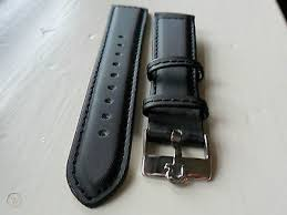 omega s steel buckle on a 18mm black
