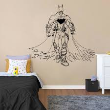 Batman Wall Decal Kuarki Lifestyle Solutions