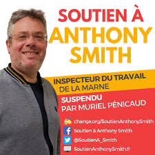 Soutien à Anthony Smith - Home | Facebook