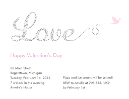 Valentine S Day Love Invitation Vistaprint