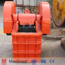 china yuhong homemade rock crusher for