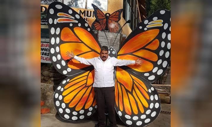 """Resultado de imagen para homero gomez gonzalez defensor de la mariposa monarca"""""""