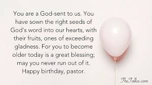 birthday wishes for pastor inspirational funny bible verse