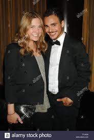 Actors Laureen Collins and Adamo Ruggiero of the tv series ...