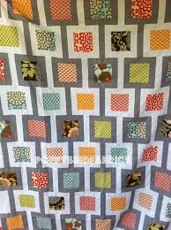 On The Fence About Ordering This Quilt Kit Versus Picking Out My Own Squares I M Definitely Keeping The Gray And White Th Link Quilt Colorful Quilts