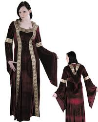 hippy dress meval pagan gothic