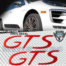 Porsche Gt3 Spoiler Decal 4 0 Vinyl Sticker Decal Oem Quality Computer Cut Archives Statelegals Staradvertiser Com