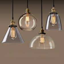 new type replacement glass lamp shades