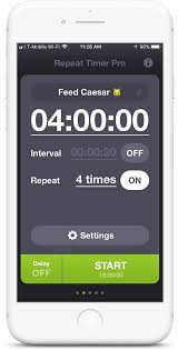 repeat timer pro simple recurring