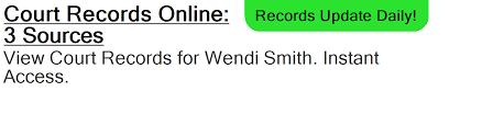 Wendi L Smith - West Melbourne, FL - PublicDataDigger.com